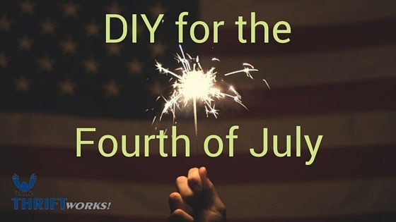 DIY for the Fourth of July